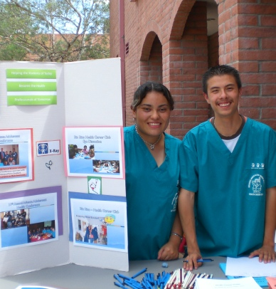 health_career_club_students