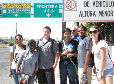 Border Service Learning Group
