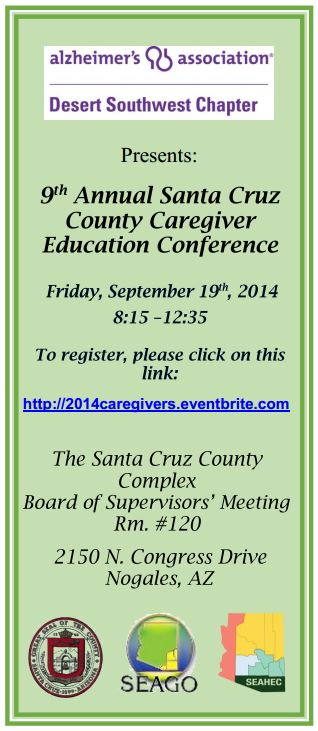 9th Annual Caregiver's Conference