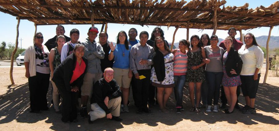 Tohono O'odham Summer Camp Project