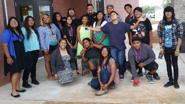 Tohono O Odham Future Health Leaders Summer Camp 2015