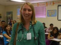 Dr. Grace Price Guest Speaker FHL Nogales