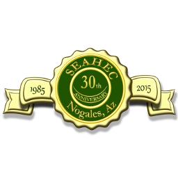 SEAHEC 30 Year Anniversary Ribbon