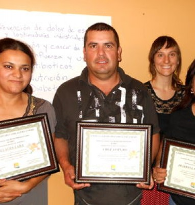 2013 Healthy Farms Graduates