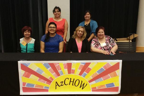 AzCHOW Board 2015