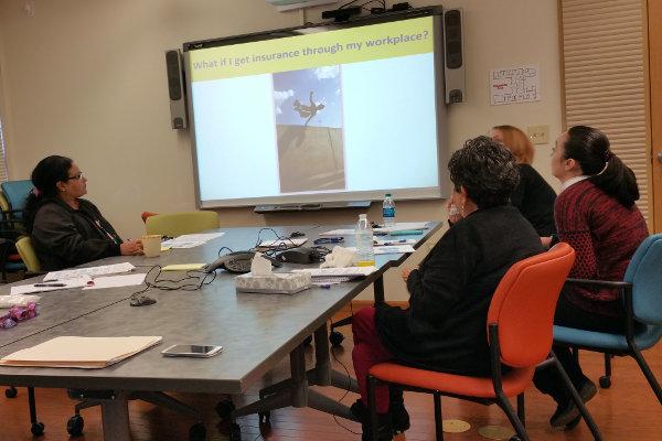 Casa Saludable Pilot Training