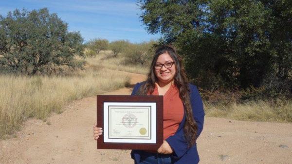 Brenda Olivia Sanchez, Border/bi-national Program Coordinator