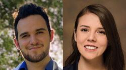 2020 AHEC Scholars Mariana Felix & Francisco Javier Romo